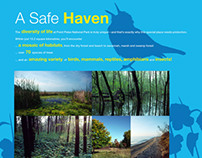 Point Pelee National Park - Graphic Design