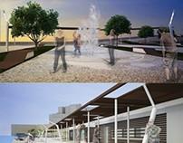 3D Modelling & rendering: Portoferraio