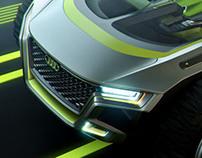 Audi C-OUTTER concept