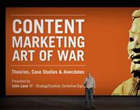 Video: SXSW Content Marketing Art Of War