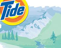 TIDE Product Sample Bag