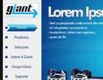 Layout Proposal for Giant Solução e Automação
