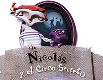"""""""Nicolas y el circo secreto"""""""