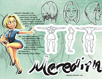 Meredith's Character Layout