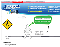 Ministry of Transport Singapore, Flash Ani (Yr 2010)