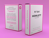 Hewlett Packard - N°564 - Packaging