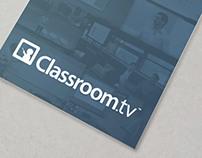 ClassroomTV brochure