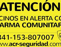 ACR Alarmas