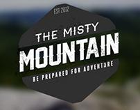 MISTY MOUNTAIN CLIMB CLOTHING
