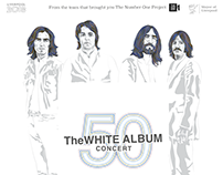 The WHITE ALBUM 50th anniversary concert