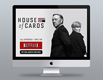 House of Cards - Takeover