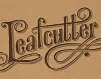 Leafcutter: logo design