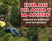 Campaña Canopea Parque Panaca