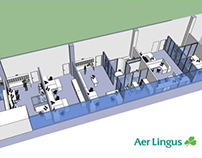Aer Lingus Offices Cork