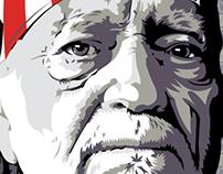 Happy 80th Birthday Willie Nelson
