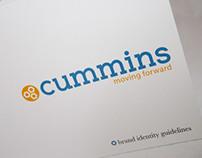 Cummins Engine Co. rebrand
