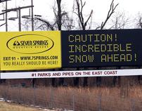 Winter Billboard