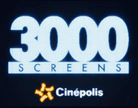 Cinepolis 3000 Screens