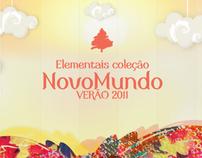 Elementais - Novo Mundo Verão 2011