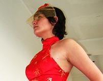 Crisantemos - Dress