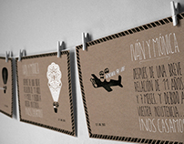 Wedding invitations / Cards