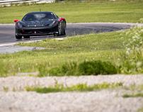 Wienvest Racing Ferrari 458
