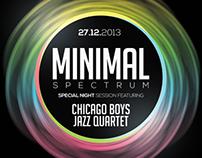 Minimal Spectrum Flyer