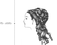 Women's hairstyles throughout history