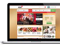 Edaeda web site