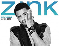 Z!NK MAGAZINE / APRIL 2013