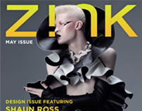 Z!NK MAGAZINE / MAY 2013