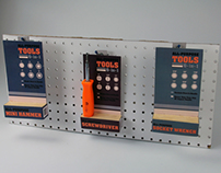 All-Purpose Tools Package Design
