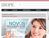 IBOPE Media - On line