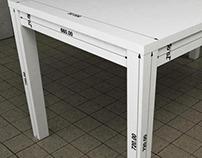 Self Introduce Table