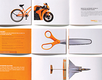 Beacon - booklet, direct mail