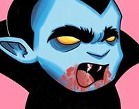 Baby Dracula (Process)