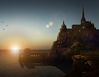 Fantastical Scenes - Photoshop