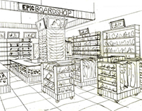 Retail Space planning & Design