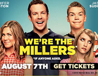 We're The Millers Online Ads