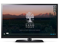 Deschutes Land Trust - video and print ad campaign