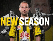 Wellington Phoenix | Be There Live TV Commercial