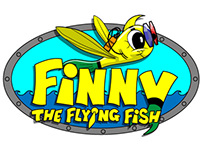 Finny the Flying Fish