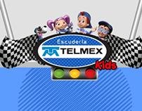 Web Escudería Kids