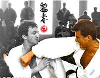 Kyokushin karate poster