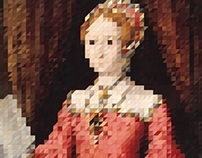 [SLICED PIXEL] The Lady Of Tudor Era