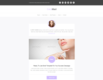 CataMail - Minimalist eCommerce Email Template