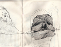 Sketchbook 2010/2013