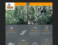 BIKUS  website