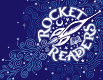 Branding ::  Rocket Readers