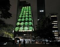 Sao Paulo LED Facade, 2013
